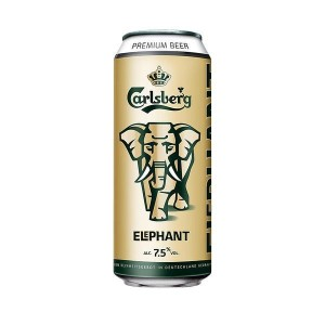 CALSBERG ELEPHANT ST.BEER 500ML CAN